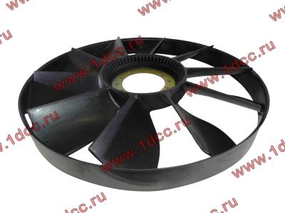 Вентилятор радиатора на гидромуфту d-640 H HOWO (ХОВО) VG2600060446 фото 1 Орск