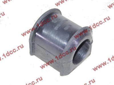 Втулка резиновая для переднего стабилизатора (к балке моста) H2/H3 HOWO (ХОВО) 199100680068 фото 1 Орск