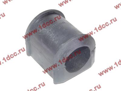 Втулка резиновая для заднего стабилизатора H2/H3 HOWO (ХОВО) 199100680067 фото 1 Орск