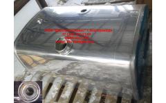 Бак топливный 400 литров алюминиевый F для самосвалов фото Орск