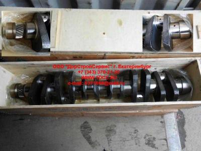 Коленвал двигателя WD615.47/WD615.68 H HOWO (ХОВО) 61500020024/0029/0071 фото 1 Орск