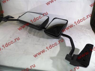Зеркало заднего вида правое в сборе (на металл. стойке) H2/H3 HOWO (ХОВО) WG1842888010/2 R фото 1 Орск
