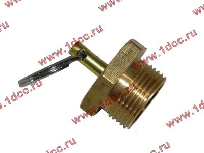 Клапан перепускной ресивера (сброса конденсата) M22х1,5 H HOWO (ХОВО) WG9000360115 фото 1 Орск