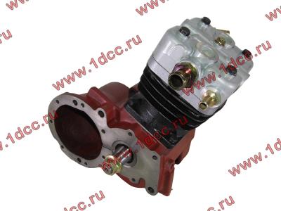 Компрессор пневмотормозов 1 цилиндровый H HOWO (ХОВО) AZ1560130070 фото 1 Орск