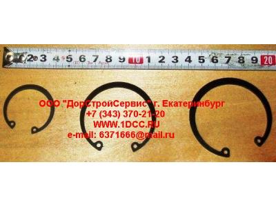 Кольцо стопорное d- 38 H Разное  фото 1 Орск
