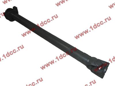 Вал карданный основной с подвесным L-1710, d-180, 4 отв. H2/H3 HOWO (ХОВО) AZ9112311710 фото 1 Орск