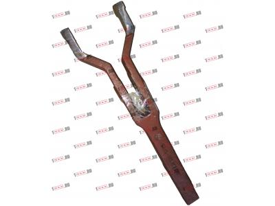 Вилка выжимного подшипника 430 H HOWO (ХОВО) JS180-1601021-2 фото 1 Орск