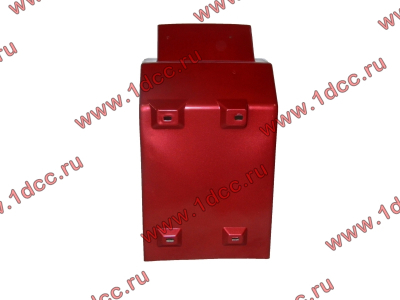 Брызговик передней оси правый H2 красный HOWO (ХОВО) WG1642230004 фото 1 Орск