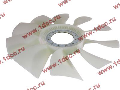 Вентилятор радиатора (на гидромуфту) без кольца d-590 H HOWO (ХОВО) 61500060131 фото 1 Орск