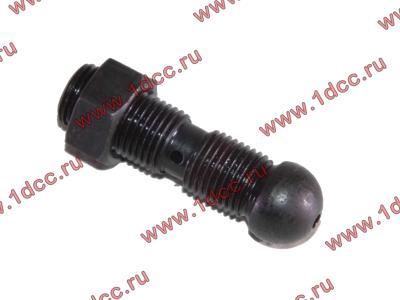 Болт регулировочный клапана с гайкой H2/H3 HOWO (ХОВО) VG14050010 фото 1 Орск
