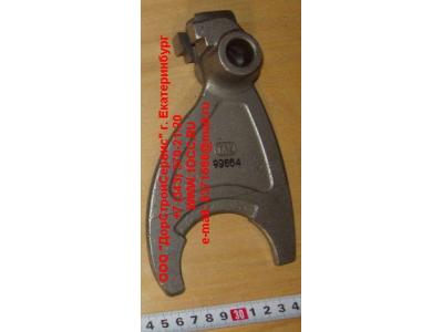 Вилка переключения пониженной передачи-заднего хода H2/H3 КПП (Коробки переключения передач) F99664 фото 1 Орск