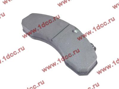 Колодка тормозная H A7 дисковые тормоза HOWO A7 WG9100443050 фото 1 Орск