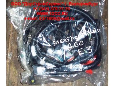 Жгут электропроводки двигателя H3 HOWO (ХОВО)  фото 1 Орск
