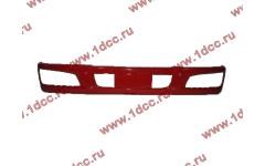 Бампер F красный пластиковый для самосвалов фото Орск