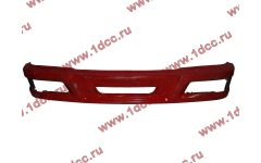 Бампер FN2 красный самосвал для самосвалов фото Орск