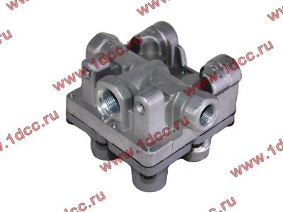 Клапан предохранительный 4-х контурный H2/H3 HOWO (ХОВО) WG9000360366 фото 1 Орск