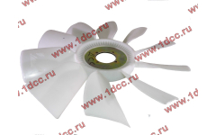 Вентилятор 10 лопастей ( на 300л.с.) DF