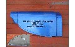 Обтекатель кабины левый HANIA синий фото Орск