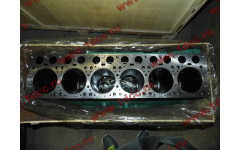 Блок цилиндров двигатель WD615 CDM фото Орск