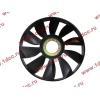 Вентилятор радиатора на гидромуфту d-640 H HOWO (ХОВО) VG2600060446 фото 2 Орск