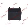 Втулка резиновая для переднего стабилизатора (к балке моста) H2/H3 HOWO (ХОВО) 199100680068 фото 2 Орск