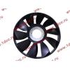 Вентилятор радиатора на гидромуфту d-590 H HOWO (ХОВО) VG1500060047 фото 2 Орск