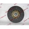 Диск сцепления ведомый 420 мм H2/H3 HOWO (ХОВО) WG1560161130 фото 2 Орск