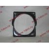 Диффузор радиатора 290 л.с. (вентилятор d-590)  H HOWO (ХОВО) AZ9725533037 фото 2 Орск
