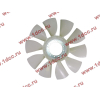 Вентилятор радиатора (на гидромуфту) без кольца d-590 H HOWO (ХОВО) 61500060131 фото 2 Орск