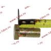 Болт пустотелый М12х1,25 (штуцер топливный) H HOWO (ХОВО) 90003962607 фото 2 Орск