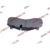 Колодка тормозная H A7 дисковые тормоза HOWO A7 WG9100443050 фото 2 Орск