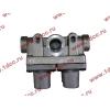 Клапан предохранительный 4-х контурный H2/H3 HOWO (ХОВО) WG9000360366 фото 2 Орск