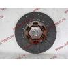 Диск сцепления ведомый 430 мм (Z=10, D=52, d=41) VALEO H2/H3 HOWO (ХОВО) AZ9114160020 фото 2 Орск