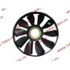 Вентилятор радиатора на гидромуфту d-640 H HOWO (ХОВО) VG2600060446 фото 3 Орск