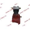Компрессор пневмотормозов 1 цилиндровый H HOWO (ХОВО) AZ1560130070 фото 3 Орск