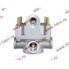 Клапан регулировки тормозных усилий на задние мосты (ускорительный) H HOWO (ХОВО) WG9000360134 фото 3 Орск