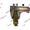 Болт крепления переднего стабилизатора с гайкой H2/H3 HOWO (ХОВО) 199100680069 фото 3 Орск