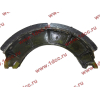 Колодка тормозная задняя с накладками H2/H3 HOWO (ХОВО) WG199000340061 фото 4 Орск