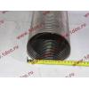Гофра-труба выхлопная 6х4 с юбкой H2/H3 HOWO (ХОВО) WG9725540053 фото 5 Орск