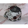 Генератор 28V/55A WD615 (JFZ2150Z1) H2/SH WP10 HOWO (ХОВО) VG1500090010/VG1560090010 фото 6 Орск